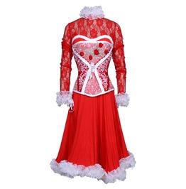 Rose Queen Corset Dress