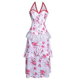 Summer Outburst Corset Dress