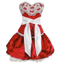 Sky Fate Corset Dress Scarlett