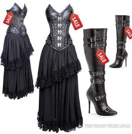 Midnight Malevolent Maelstrom Collection