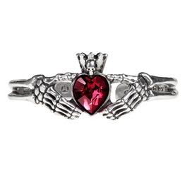 Clutched Heart Bracelet