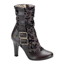 Lady De Fleur Ankle Boots