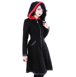Webbed Witch Coat