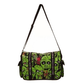Zombie Town Messenger Bag