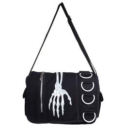 Hands Off Messenger Bag