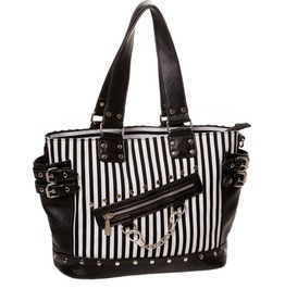 Caged Bird Handcuff Bag