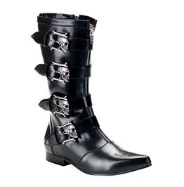 Skull Fury Men's Boots