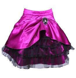 Violet Masquerade Skirt