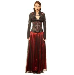 Vampire Queen Corset Dress