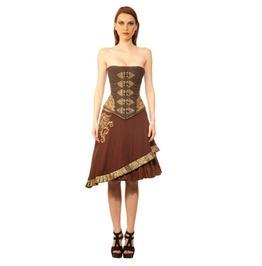 Filigree Flirt Corset Dress