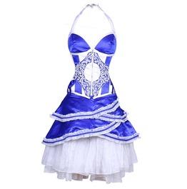 Summer Sky Corset Dress