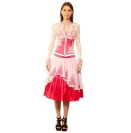 Lady Elegant's Corset Dress