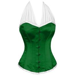 Simply Sexy Corset Emerald