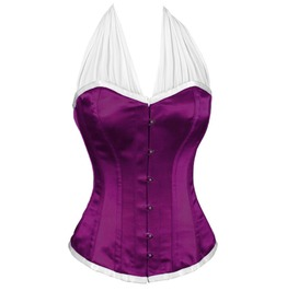 Simply Sexy Corset Violet