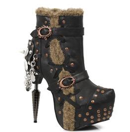 Heelstrike Burn Boots