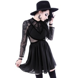 Delicate Darkness Dress