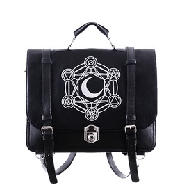 Moon Messenger Bag