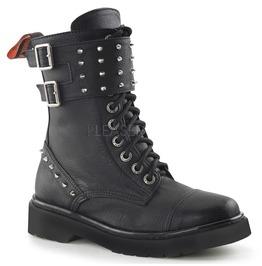 Cuffed Collar Boots