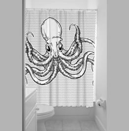 Octopus Curtain