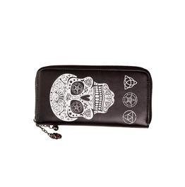 Skulled Symbology Wallet