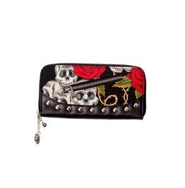 Skulls 'n Roses Wallet