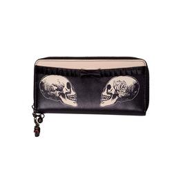 Skull Couple Wallet