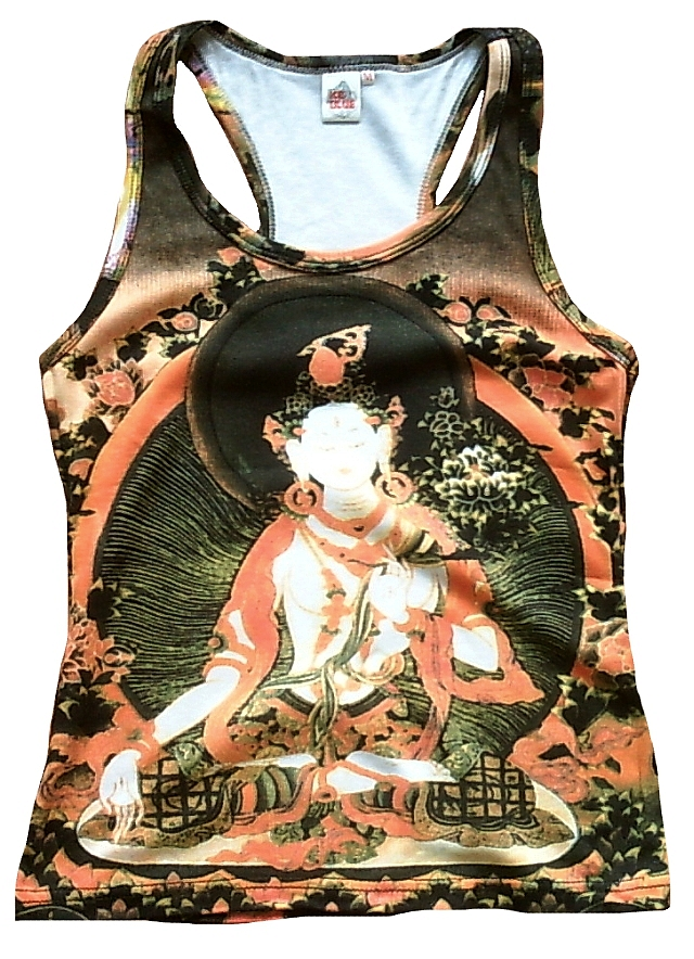 white_tara_buddha_tipet_nepal_tattoo_tank_top_shirt_m_tops_3.jpg