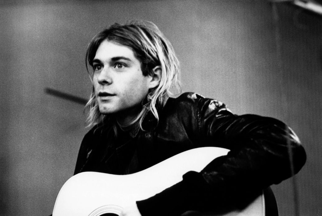 New Music From Kurt Cobain, Including A 12 Minute Unheard Track