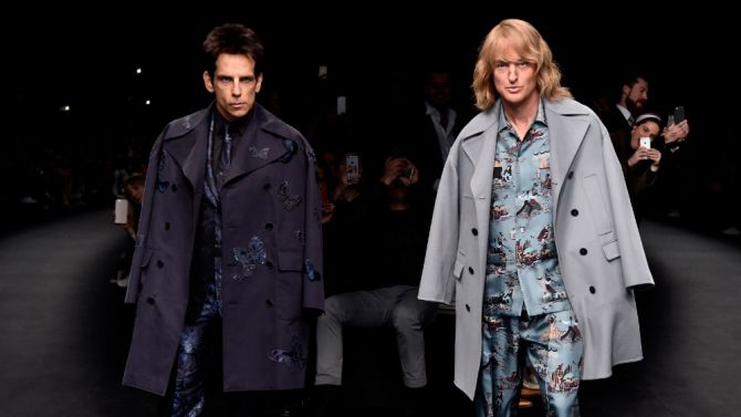 Zoolander 2 - Everyone's Favorite Rebel Models Are Back