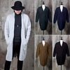 Rebelsmarket soft knit open long cardigan 106 hoodies and sweatshirts 16