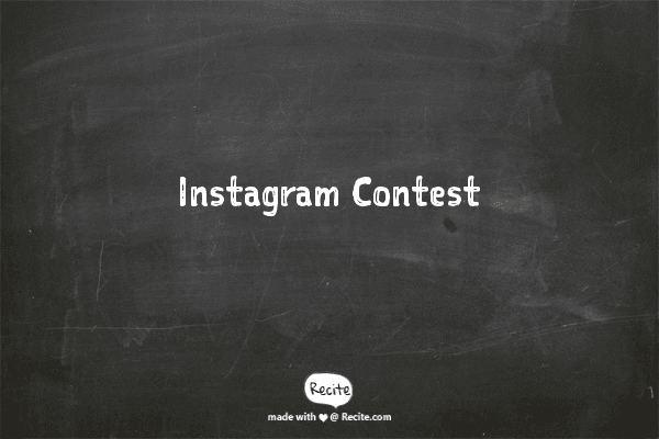 April 2015 Instagram Challenge From Rebels Market