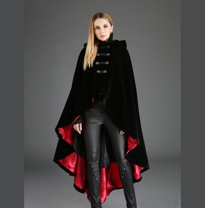 rebelsmarket_black_and_red_gothic_female_clock_long_hoodie_coat__coats_5.jpg