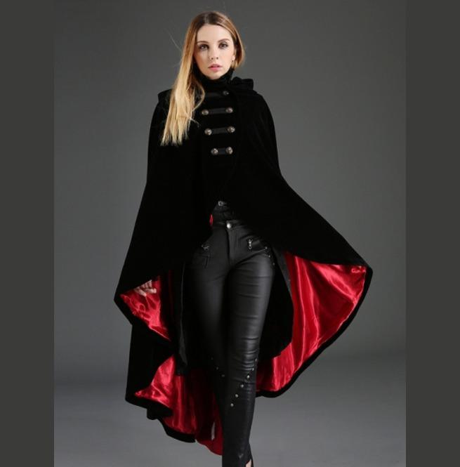 rebelsmarket_black_and_red_gothic_female_clock_long_hoodie_coat__coats_4.jpg
