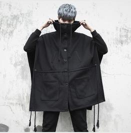Mens Fashion Hooded Vest Coats