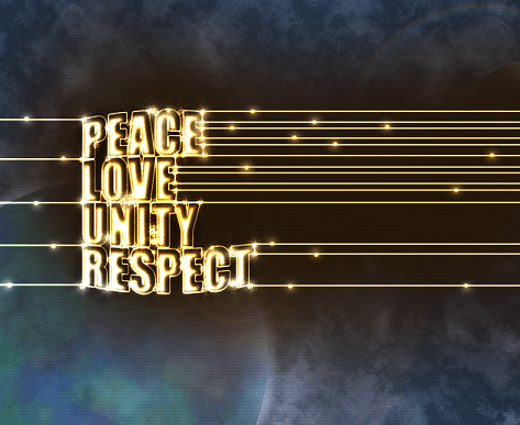 The plur effect   peace love unity respect
