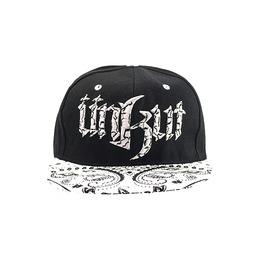 Graffiti Adjustable Baseball Cap Unisex Hip Hop Snapback Flatbrim Hats