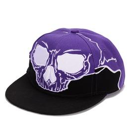 Funny Women Men Sun Outdoor Sport Snapback Hat,Hip Hop Adjustable Devil Cap