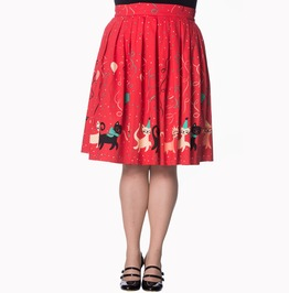 Banned Apparel Freedom Plus Skirt