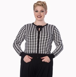 Banned Apparel Izzy Plus Size Cardigan