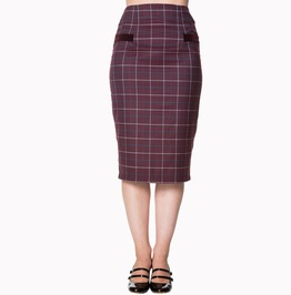 Banned Apparel Izzy Pencil Skirt