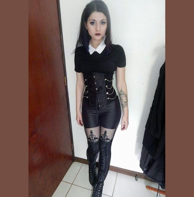 rebelsmarket_black_faux_leather_leggings_lace_up_legs_punk_goth_s_m_skinny_pants_leggings_3.jpg