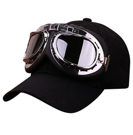 Steampunk Goggles 6 Panels Baseball Cap