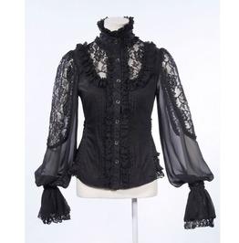 Gothic Shirt Black