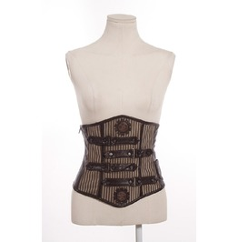 Steampunk Coffee Women's Slimming Corset