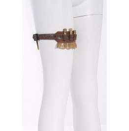 Steampunk Coffee Women's Bullet Garter