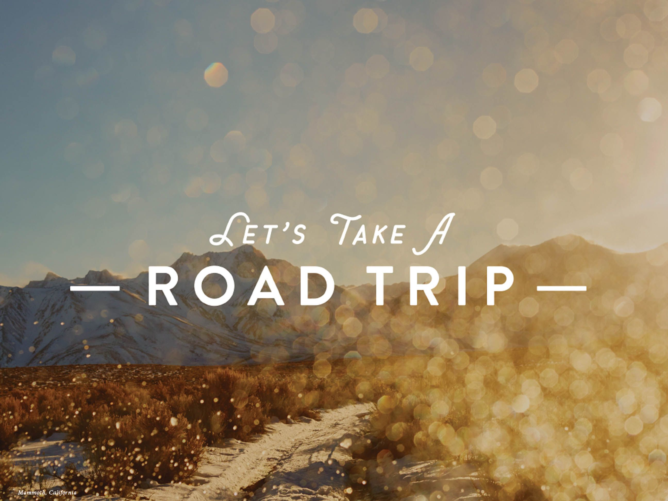 Make Your Road Trip An Epic Adventure
