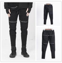 New Hot Fashion Skinny Pencil Pants Casual Men Harem Pants