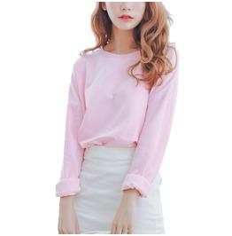 Harajuku Candy Sweatshirt Top Womens Multicolor