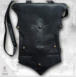 "Vampire Bag ""Skull"" Extraordinary Gothic Bag"
