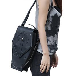 Punk Original Patent Shoulder Bags Women Travel Cross Body Bag